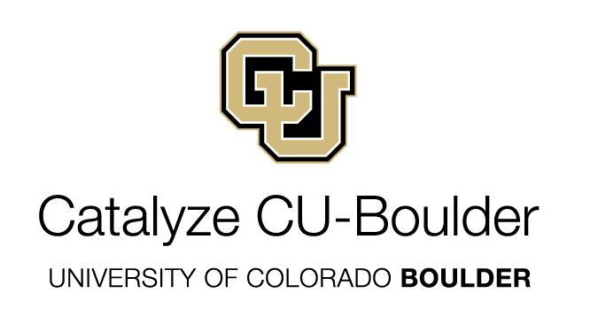 logo of Catalyze CU-Boulder